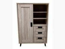 [全新] LC1202CF*柏拉圖3尺鞋櫃衣櫃/衣櫥全新