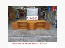 [9成新] A54661 丸十籐製 置物櫃電視櫃無破損有使用痕跡