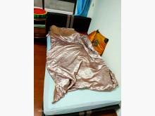 [9成新] 獨立筒床墊+床架單人床墊無破損有使用痕跡