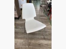 [9成新] 吉田二手傢俱❤IKEA白餐椅餐椅無破損有使用痕跡