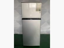 [9成新] 中古 Panasonic雙門冰箱冰箱無破損有使用痕跡
