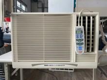 [9成新] 吉田二手傢俱❤三洋1頓窗型冷氣窗型冷氣無破損有使用痕跡