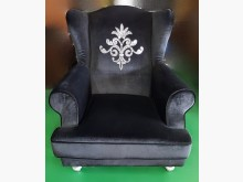 [全新] WF-XK012FB水鑽單人沙發單人沙發全新