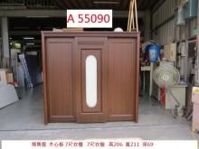 [9成新] A55090 預售屋 7尺衣櫃衣櫃/衣櫥無破損有使用痕跡