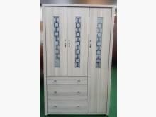 [全新] C0202EJH法妮斯白橡衣櫃衣櫃/衣櫥全新