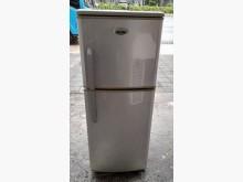 [7成新及以下] 聲寶雙門130公升冰箱冰箱有明顯破損