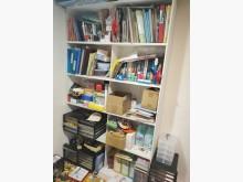 [7成新及以下] 贈送手工訂做超耐用大書櫃書櫃/書架有明顯破損