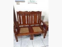 [8成新] 二手椅子木製沙發有輕微破損