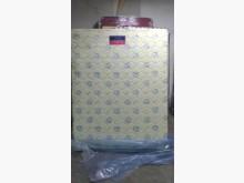 [9成新] 米黃5呎傳統床墊雙人床墊無破損有使用痕跡