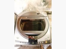 [8成新] (國際)  變頻洗衣機 13公斤洗衣機有輕微破損