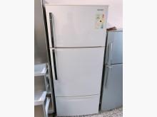 [9成新] (國際)3門變頻冰箱 481公升冰箱無破損有使用痕跡