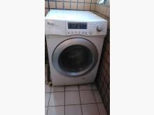 [7成新及以下] 惠而浦滾筒洗衣機12公斤洗衣機有明顯破損