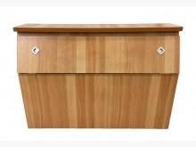 [9成新] B61512*木紋單人床頭櫃床頭櫃無破損有使用痕跡