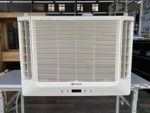 [9成新] 吉田二手傢俱❤日立窗型冷氣窗型冷氣無破損有使用痕跡