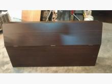 [9成新] 胡桃色5呎床頭箱床頭櫃無破損有使用痕跡