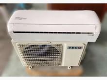 [9成新] AC7185*東元1.8噸變頻冷分離式冷氣無破損有使用痕跡