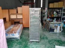 合運二手傢俱~多功能25格置物架其它櫥櫃有輕微破損