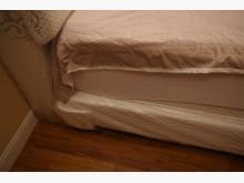 [9成新] 6x6.2 尺 九成新彈簧床墊雙人床墊無破損有使用痕跡