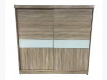 [95成新] B72018*白橡木大衣櫃*衣櫃/衣櫥近乎全新