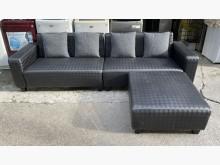 [95成新] 三合二手物流(L型皮沙發組)L型沙發近乎全新