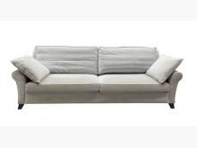 [8成新] A72128*灰色4人布沙發*雙人沙發有輕微破損