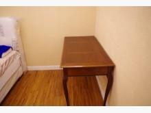 [9成新] 古典桌子D62xW124xH77辦公桌無破損有使用痕跡