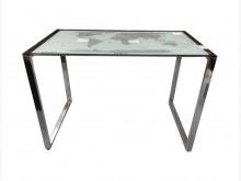[9成新] *E72337*世界地圖書桌書桌/椅無破損有使用痕跡