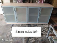 [95成新] 木心板材質廚房櫥櫃碗盤電器櫃碗盤櫥櫃近乎全新