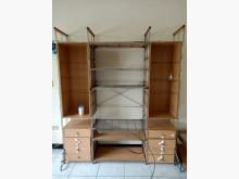 [7成新及以下] 電視架+茶几+櫃子其它家具有明顯破損