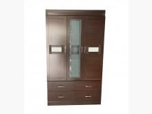 [9成新] B81901*胡桃木衣櫃衣櫃/衣櫥無破損有使用痕跡