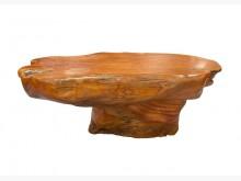 [9成新] RB81913*花梨木泡茶桌茶几其它桌椅無破損有使用痕跡