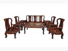 [9成新] RB81917花梨木10件組椅其它桌椅無破損有使用痕跡
