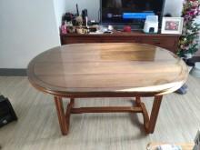 [9成新] 實大大餐桌 真材實料的桌子餐桌無破損有使用痕跡