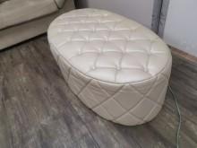 [9成新] 時尚髮絲紋多功能沙發 床尾椅 玄單人沙發無破損有使用痕跡