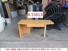 [9成新] A55813 主管桌 電腦桌電腦桌/椅無破損有使用痕跡