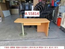 [9成新] A55814 主管桌 電腦桌電腦桌/椅無破損有使用痕跡