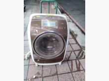 [7成新及以下] 日立2手11公斤超變頻洗脫烘衣機洗衣機有明顯破損