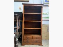 [9成新] 二手實木書櫃 三重二手家具 全峰書櫃/書架無破損有使用痕跡