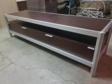 [8成新] 毅昌二手家具~歐德訂做7尺電視櫃電視櫃有輕微破損