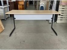 150cm簡易書桌/長桌/主管桌餐椅近乎全新