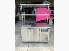 [95成新] 4尺工作台冰箱/白鐵冰箱冰箱近乎全新