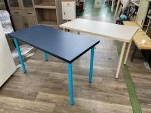 [8成新] 吉田二手傢俱❤IKEA工作桌書桌書桌/椅有輕微破損