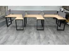 [95成新] L型屏風辦公桌/辦公桌/工作站辦公桌近乎全新