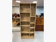 [9成新] A81404*白象色多層書櫃書櫃/書架無破損有使用痕跡