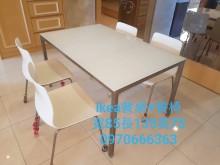 [8成新] 毅昌二手家具~IKEA餐桌椅組餐桌椅組有輕微破損