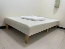 [95成新] 二合一懶人單人床(床墊+床架)單人床墊近乎全新