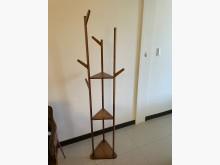 [95成新] 欄竹樹杈落地衣帽架其它家具近乎全新