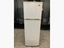 [7成新及以下] [中古]金星 245L 雙門冰箱冰箱有明顯破損