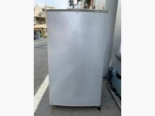 [7成新及以下] [中古] 三洋105L 單門冰箱冰箱有明顯破損