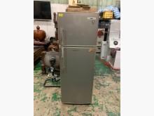 [7成新及以下] 聲寶250L雙門冰箱*SR-25冰箱有明顯破損